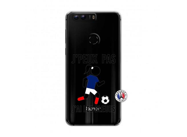 Coque Huawei Honor 8 Je Peux Pas J Ai Les Bleues