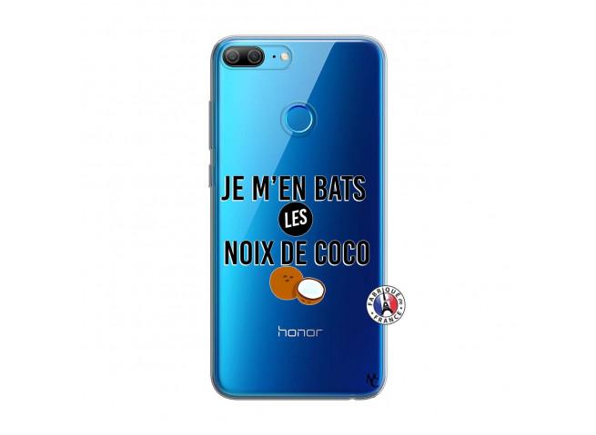 Coque Huawei Honor 9 Lite Je m'en bats Les Noix De Coco