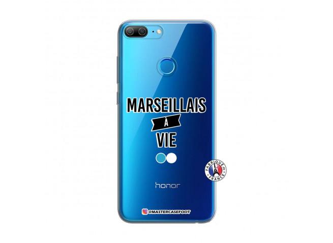 Coque Huawei Honor 9 Lite Marseillais à Vie