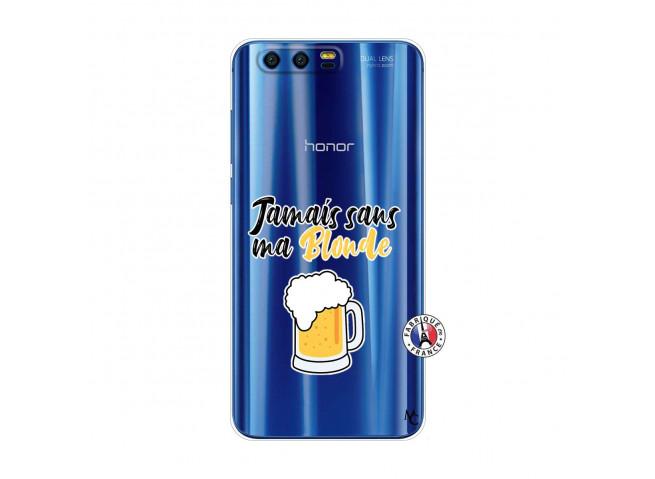 Coque Huawei Honor 9 Jamais Sans Ma Blonde