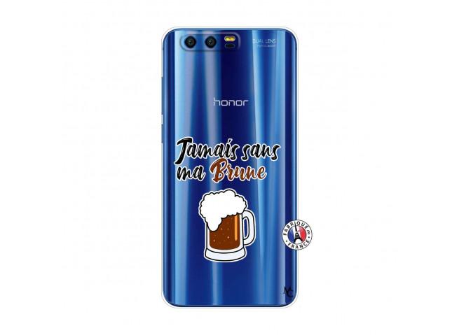 Coque Huawei Honor 9 Jamais Sans Ma Brune