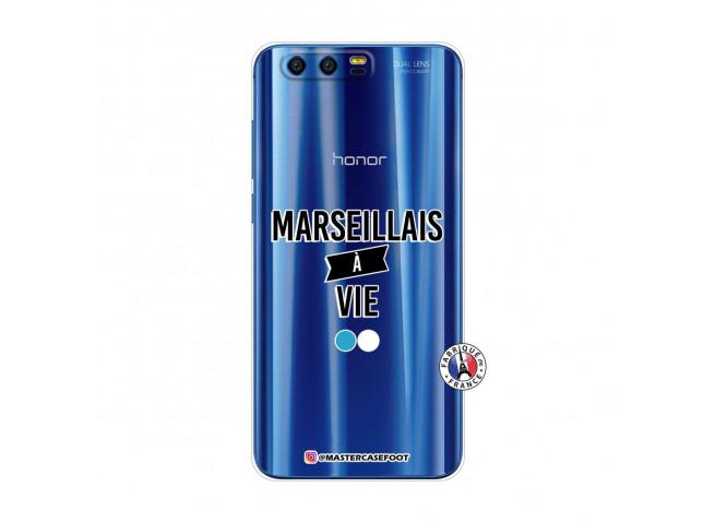 Coque Huawei Honor 9 Marseillais à Vie