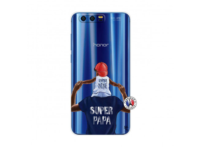 Coque Huawei Honor 9 Papa Super Heros
