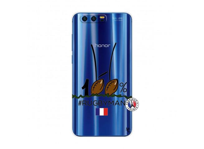 Coque Huawei Honor 9 100 % Rugbyman Entre les Poteaux