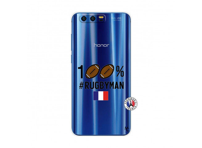 Coque Huawei Honor 9 100% Rugbyman