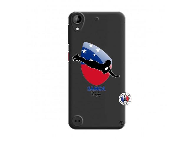 Coque HTC Desire 530 Coupe du Monde Rugby-Samoa