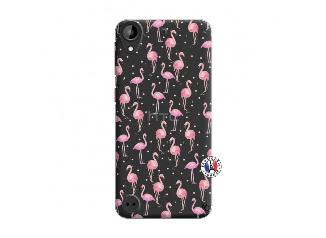 Coque HTC Desire 530 Flamingo