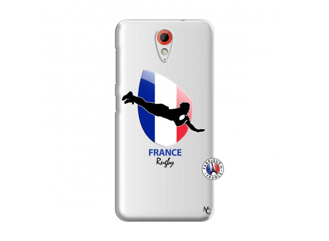 Coque HTC Desire 620 Coupe du Monde de Rugby-France
