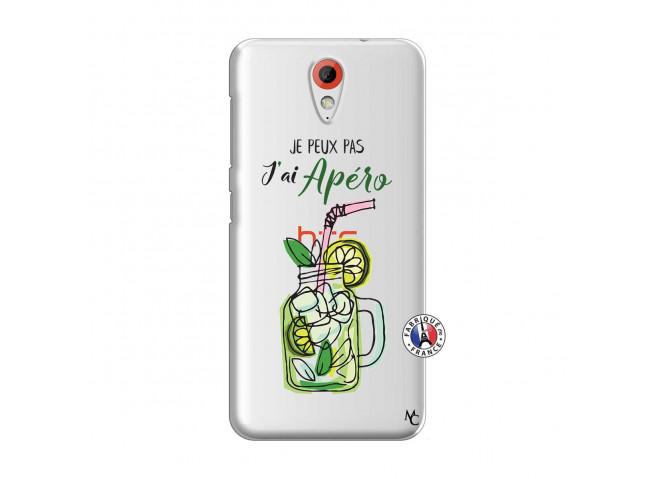 Coque HTC Desire 620 Je peux pas J'ai Apéro