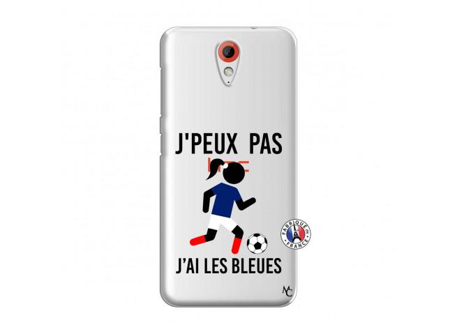 Coque HTC Desire 620 Je Peux Pas J Ai Les Bleues