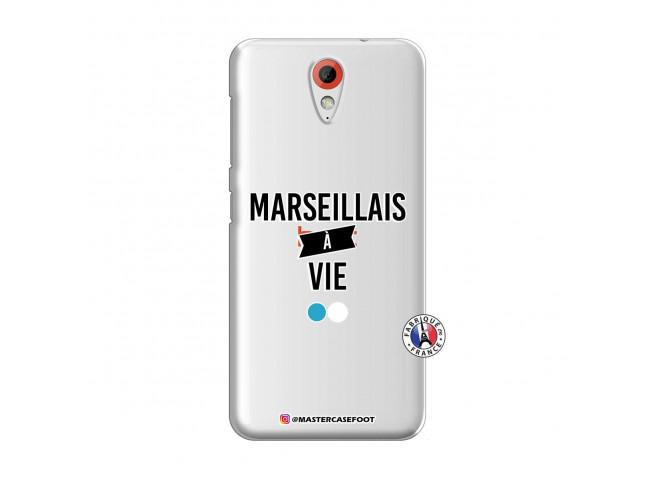 Coque HTC Desire 620 Marseillais à Vie