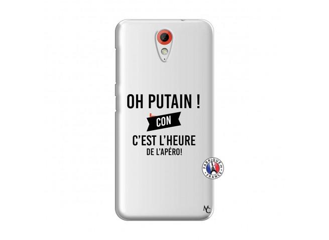Coque HTC Desire 620 Oh Putain C Est L Heure De L Apero