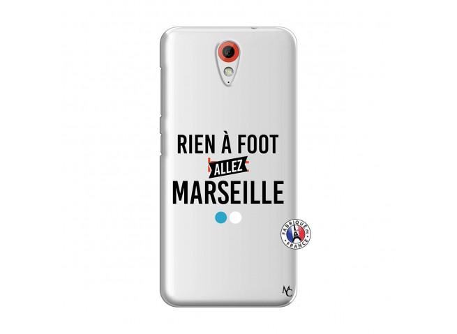Coque HTC Desire 620 Rien A Foot Allez Marseille