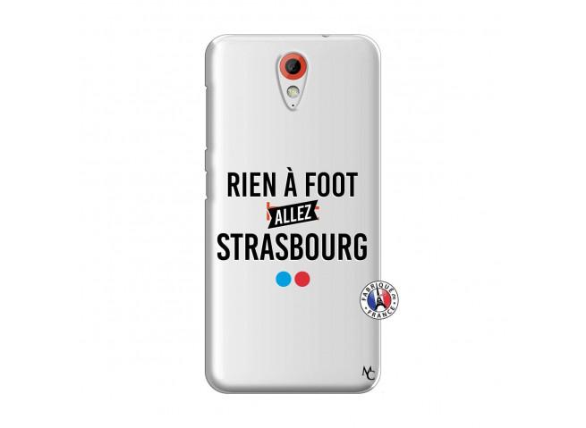Coque HTC Desire 620 Rien A Foot Allez Strasbourg