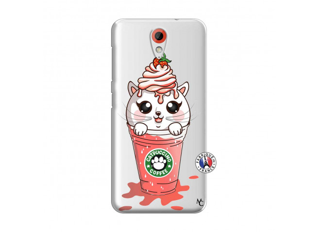 Coque HTC Desire 620 Catpucino Ice Cream