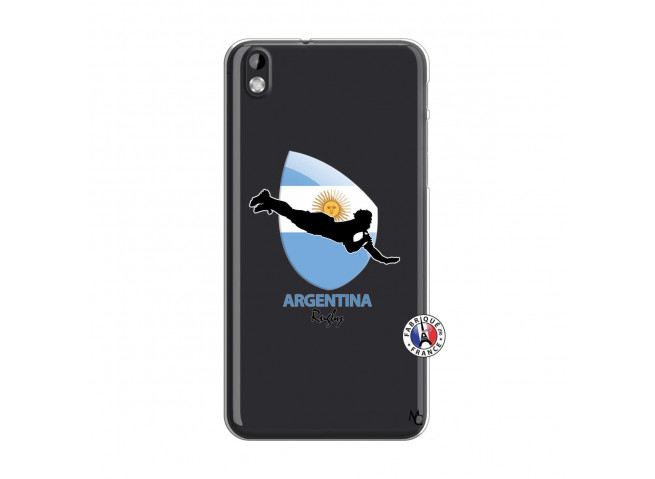Coque HTC Desire 816 Coupe du Monde Rugby-Argentina