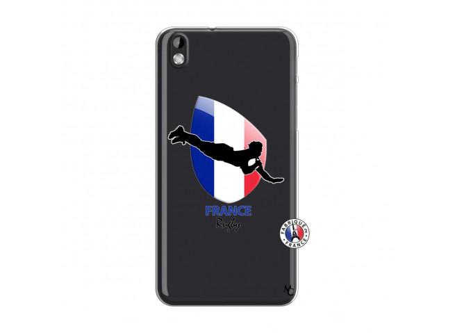 Coque HTC Desire 816 Coupe du Monde de Rugby-France