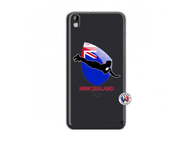 Coque HTC Desire 816 Coupe du Monde Rugby- Nouvelle Zélande