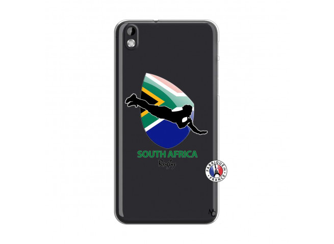 Coque HTC Desire 816 Coupe du Monde Rugby-South Africa