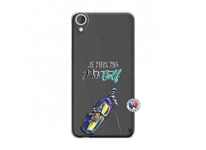 Coque HTC Desire 820 Je Peux Pas J Ai Golf