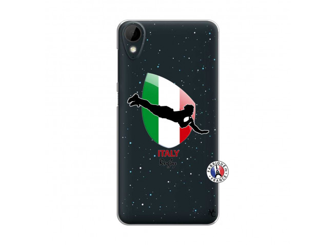 Coque HTC Desire 825 Coupe du Monde Rugby-Italy