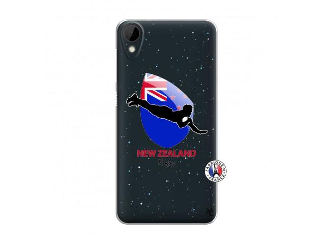 Coque HTC Desire 825 Coupe du Monde Rugby- Nouvelle Zélande