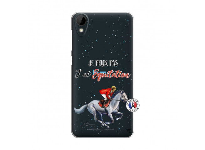 Coque HTC Desire 825 Je Peux Pas J Ai Equitation