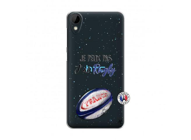 Coque HTC Desire 825 Je Peux Pas J Ai Rugby