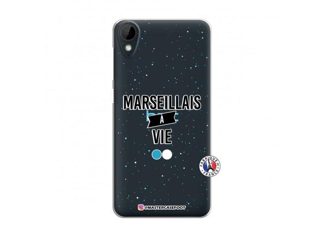 Coque HTC Desire 825 Marseillais à Vie
