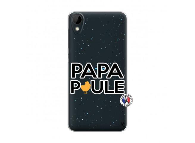 Coque HTC Desire 825 Papa Poule