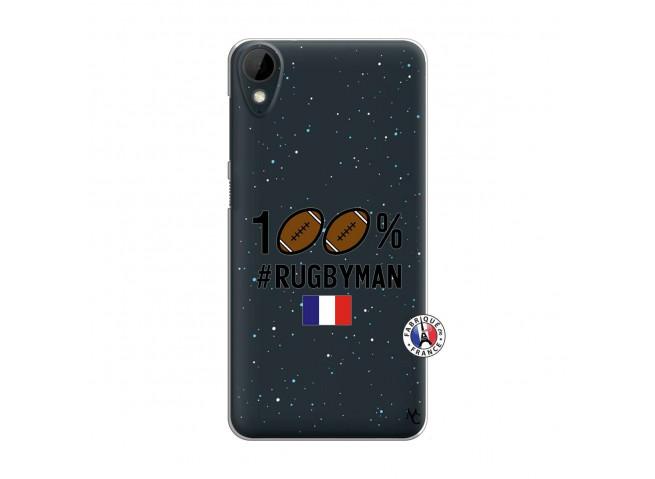 Coque HTC Desire 825 100% Rugbyman