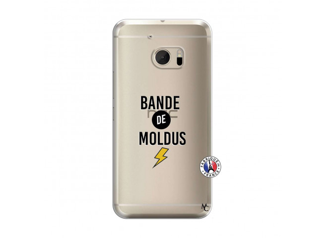 Coque HTC ONE M10 Bandes De Moldus