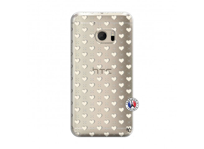 Coque HTC ONE M10 Little Hearts