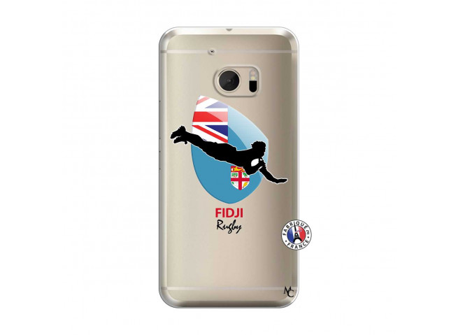 Coque HTC ONE M10 Coupe du Monde Rugby Fidji