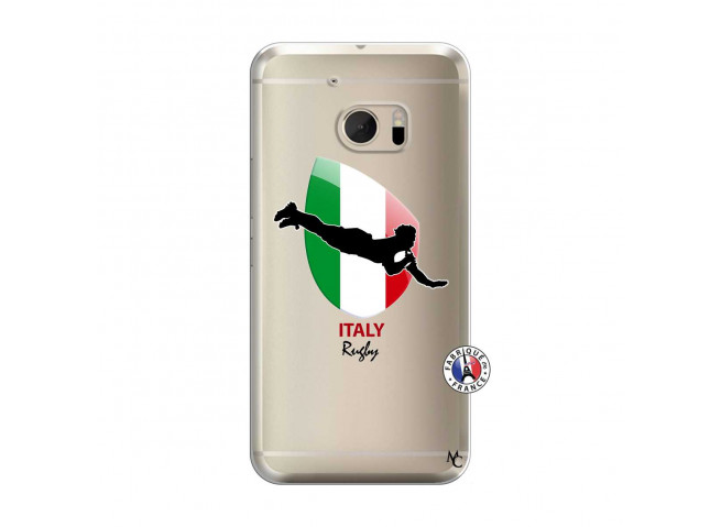 Coque HTC ONE M10 Coupe du Monde Rugby-Italy