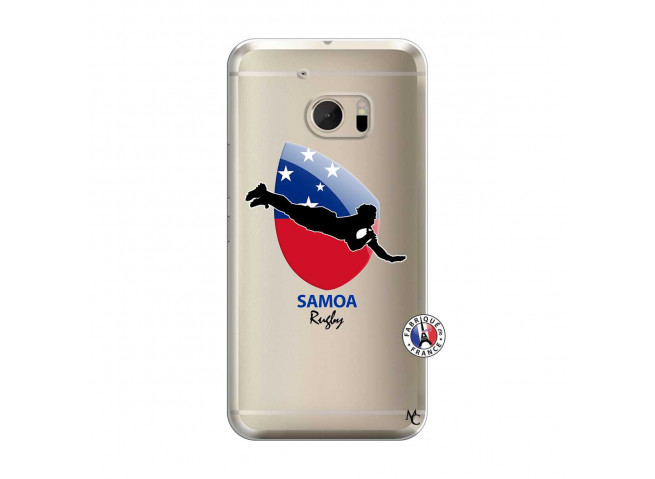 Coque HTC ONE M10 Coupe du Monde Rugby-Samoa