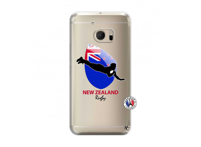 Coque HTC ONE M10 Coupe du Monde Rugby- Nouvelle Zélande