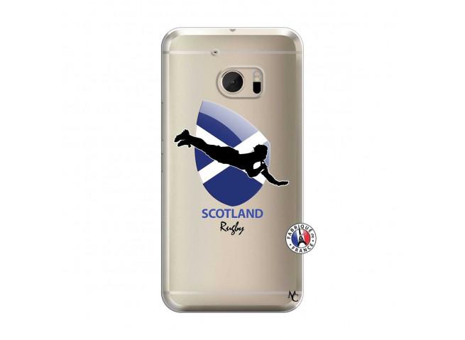 Coque HTC ONE M10 Coupe du Monde Rugby-Scotland