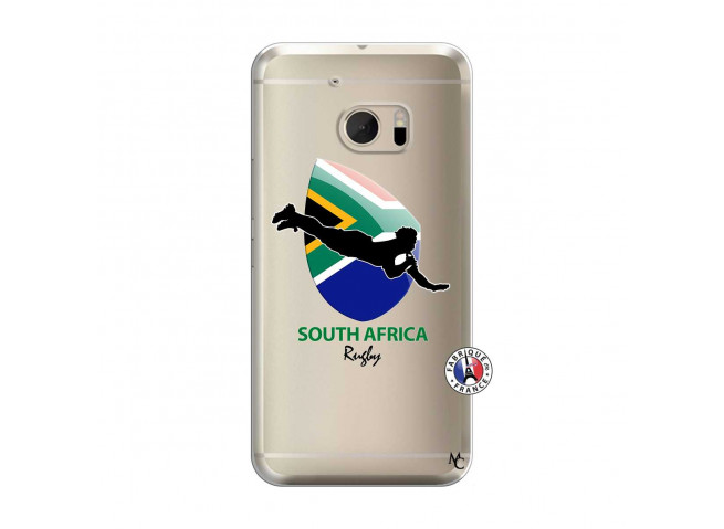 Coque HTC ONE M10 Coupe du Monde Rugby-South Africa