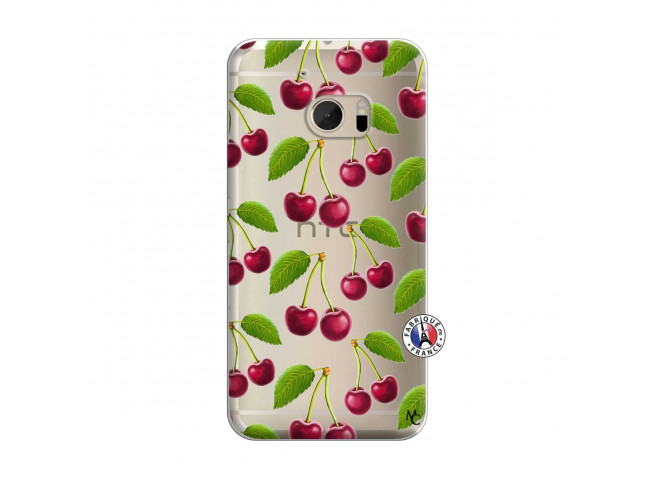 Coque HTC ONE M10 oh ma Cherry