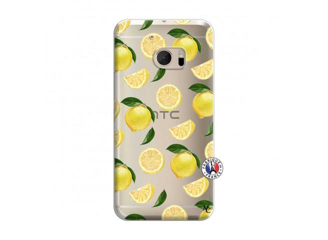 Coque HTC ONE M10 Lemon Incest