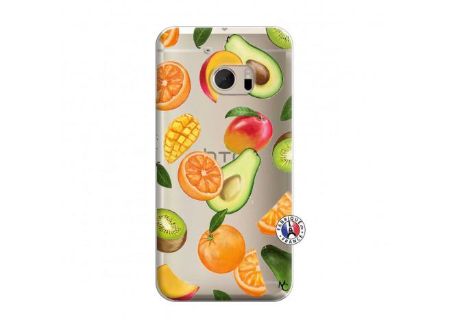 Coque HTC ONE M10 Salade de Fruits