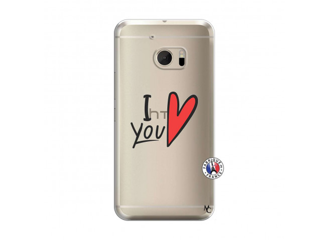 Coque HTC ONE M10 I Love You