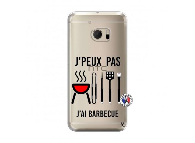 Coque HTC ONE M10 Je Peux Pas J Ai Barbecue