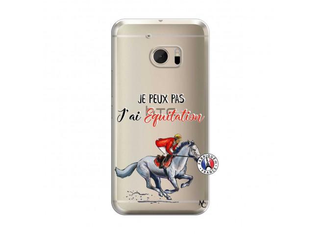 Coque HTC ONE M10 Je Peux Pas J Ai Equitation