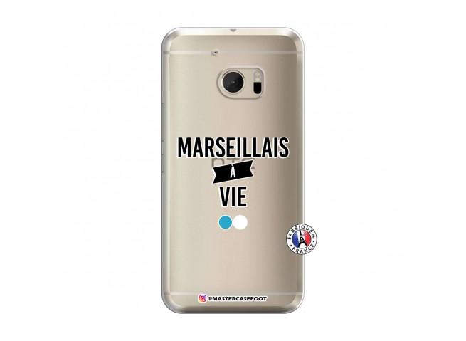 Coque HTC ONE M10 Marseillais à Vie