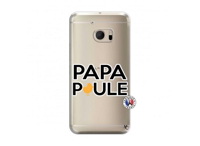 Coque HTC ONE M10 Papa Poule