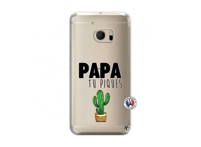 Coque HTC ONE M10 Papa Tu Piques