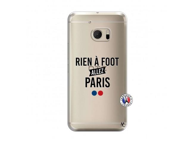 Coque HTC ONE M10 Rien A Foot Allez Paris