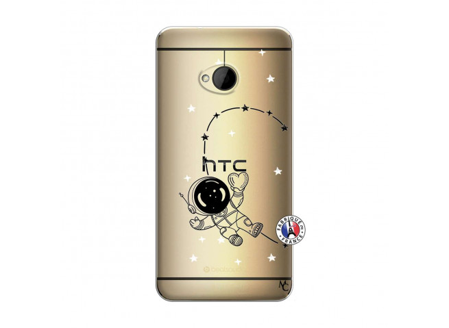 Coque HTC ONE M7 Astro Girl